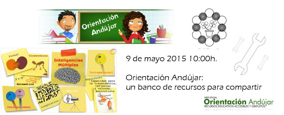 Orientación Andújar: un banco de recursos para compartir
